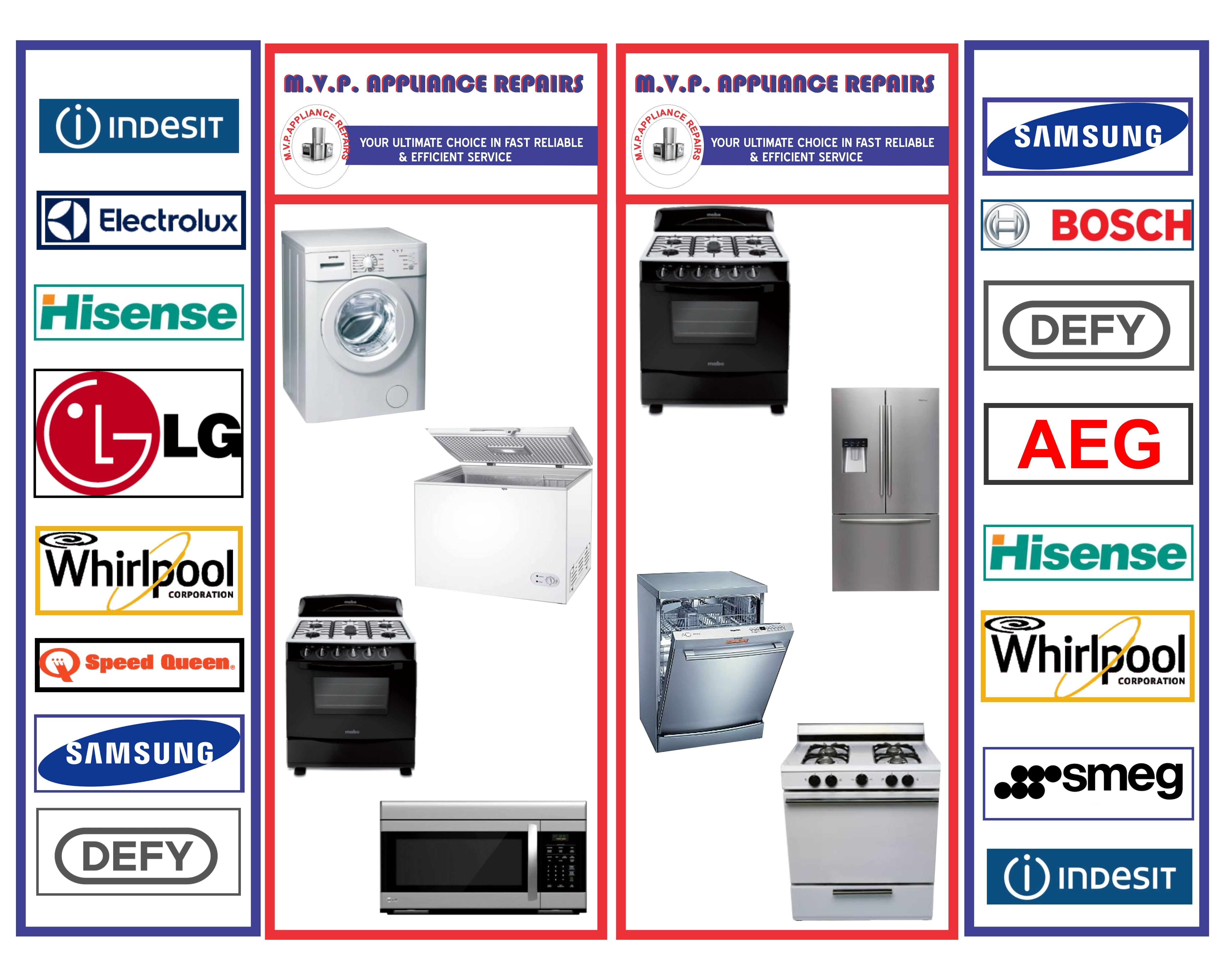Services 1 Mvp Appliance Repairs